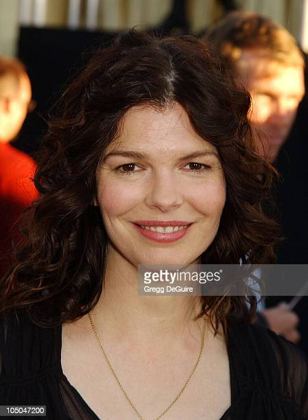 Jeanne Tripplehorn during Austin Powers In Goldmember Premiere at Universal Amphitheatre in Universal City California United States