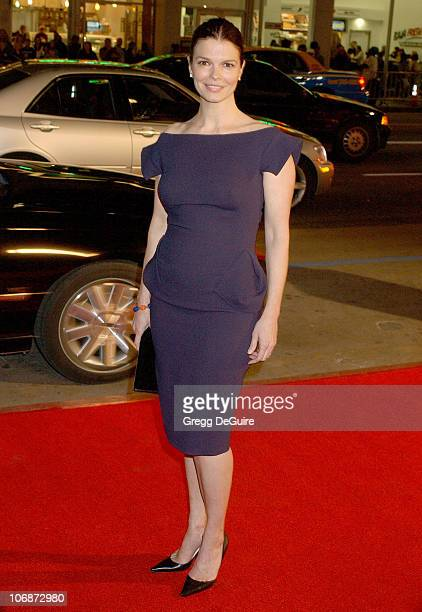 Jeanne Tripplehorn during Big Love Los Angeles Premiere Arrivals at Grauman's Chinese Theatre in Hollywood California United States