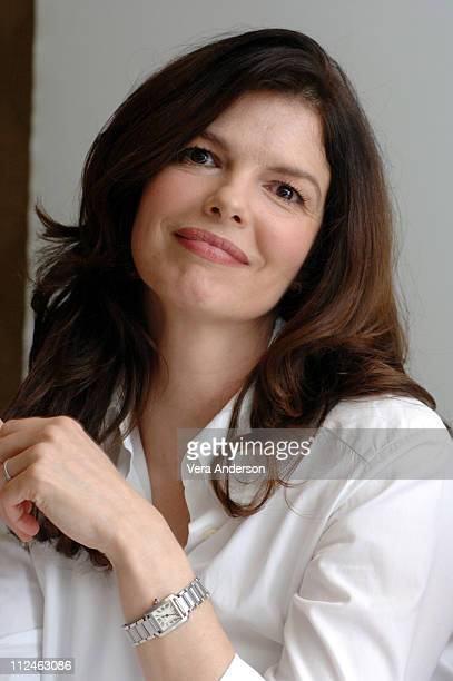 Jeanne Tripplehorn during Big Love Press Conference with Bill Paxton Jeanne Tripplehorn Chloe Sevigny and Ginnifer Goodwin at Four Seasons in Beverly...