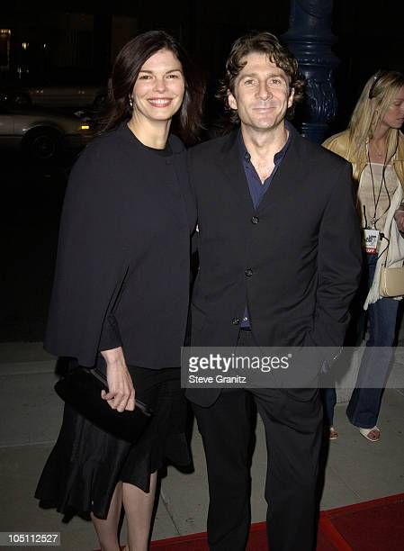 """Jeanne Tripplehorn during """"Confidence"""" Premiere - Los Angeles at The Academy in Beverly Hills, California, United States."""