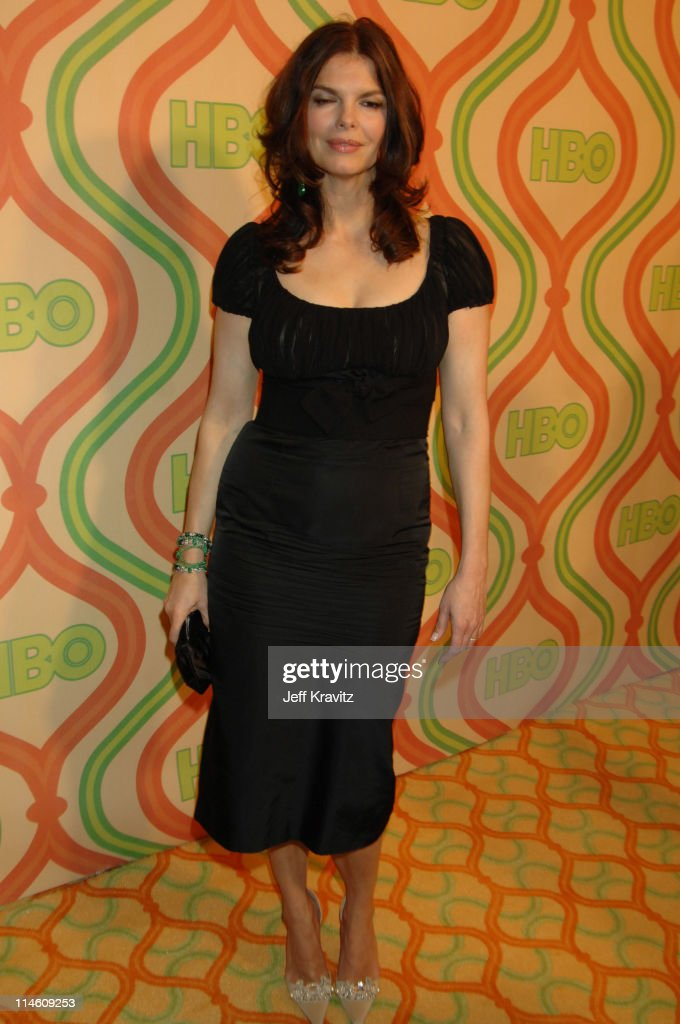 HBO 2007 Golden Globe After Party - Red Carpet