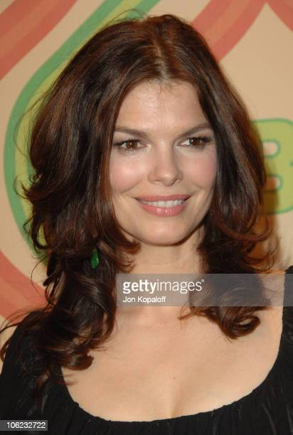 Jeanne Tripplehorn during HBO Golden Globes After Party - Arrivals at Beverly Hilton Hotel in Beverly Hills, California, United States.