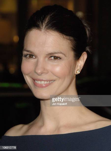 Jeanne Tripplehorn during HBO Original Series Big Love Premiere Arrivals at Grauman's Chinese Theater in Hollywood California United States