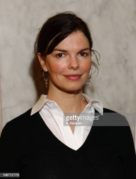 Jeanne Tripplehorn during Lullabies and Luxuries Luncheon Benefiting Caring for Children and Families with AIDS at Regent Beverly Wilshire Hotel in...