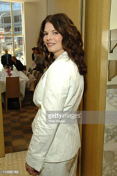 Jeanne Tripplehorn during Michael Kors VIP Luncheon To Celebrate the Launch of His New Fragrance Island Michael Kors FIJI at Jean Georges Restaurant...