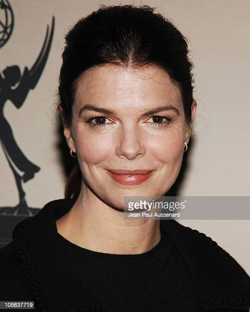 Jeanne Tripplehorn during The Academy of Television Arts Sciences Presents Women in Prime Arrivals at ATAS in North Hollywood California United States
