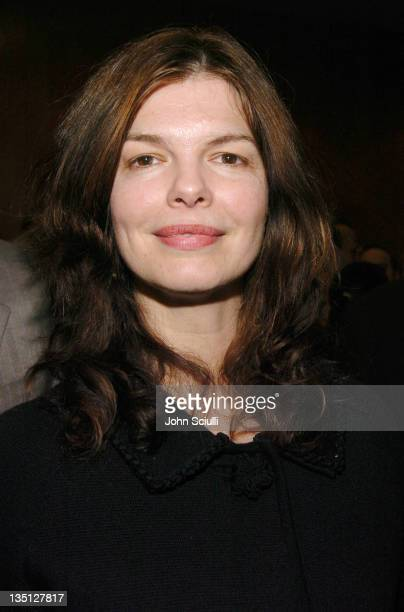 Jeanne Tripplehorn during The Moguls Cast and Crew Screening at Writer's Guild Theatre in Los Angeles CA United States