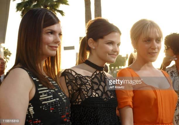 Jeanne Tripplehorn, Ginnifer Goodwin and Chloe Sevigny