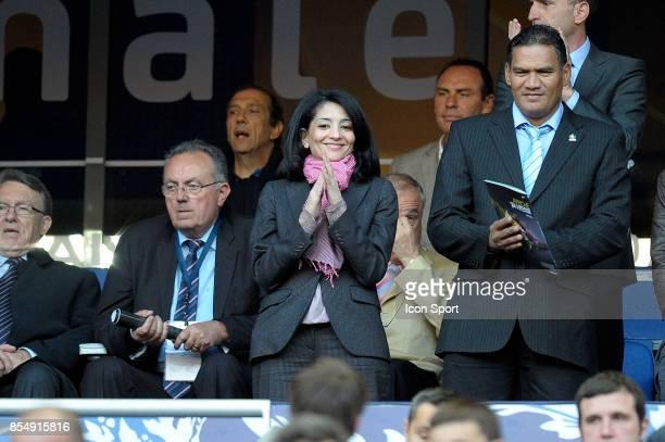 Jeannette BOUGRAB PSG / Lille Finale de la Coupe de France 2011 Stade de France