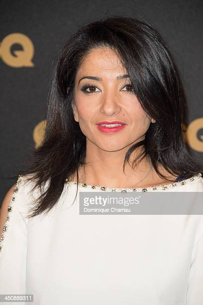Jeannette Bougrab attends the GQ Men Of The Year Awards 2013 at Museum d'Histoire Naturelle on November 20 2013 in Paris France