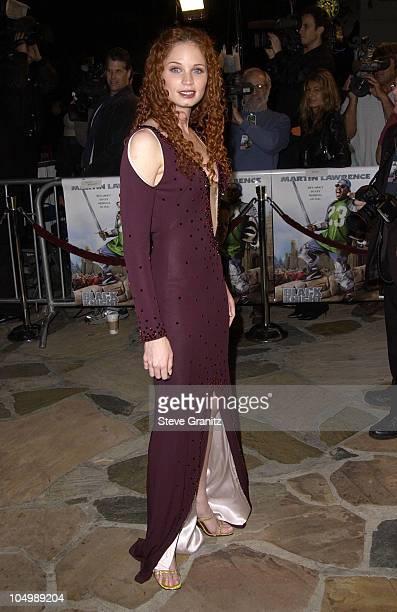 Jeannette Weegar during Black Knight Premiere at Mann Village Theatre in Westwood California United States