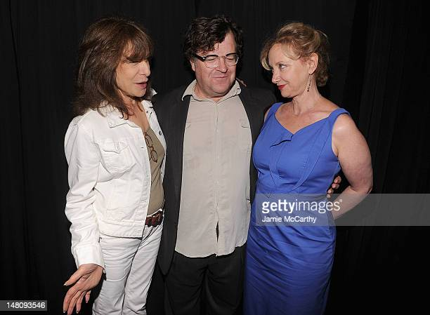 """Jeannie Berlin, writer/director Kenneth Lonergan and J. Smith-Cameron attend the """"Margaret"""" special screening at Landmark's Sunshine Cinema on July..."""
