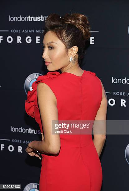 Jeannie Mai attends the 15th Annual Unforgettable Gala at The Beverly Hilton Hotel on December 10 2016 in Beverly Hills California