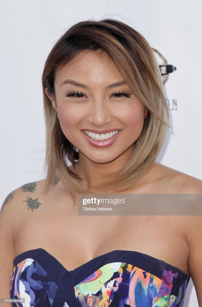 Jeannie Mai attends the 17th annual CAST from slavery to freedom gala May 21, 2015 in Los Angeles, California.