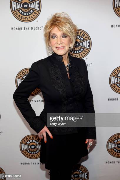 Jeannie Seely attends the Country Music Hall of Fame and Museum's new exhibition American Currents The Music of 2018 on March 5 2019 in Nashville...
