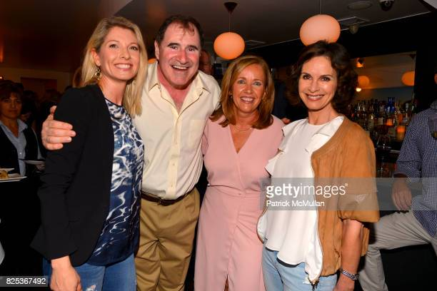 Jeannie Yerman Richard Kind Laurie Gelman and Elizabeth Vargas attend Michael Gelman Celebrates The Launch Of CLASS MOM A Novel By Laurie Gelman at...
