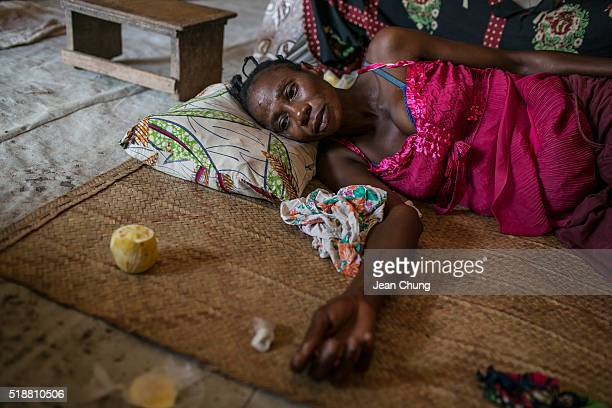Jeannine a displaced resident at Ben-zvi camp, said she suffered from bleeding three months ago and unexplained stomachache ever since. Her husband...
