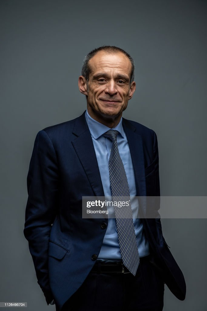 GBR: Schneider Electric SA CEO Jean-Pascal Tricoire Interview
