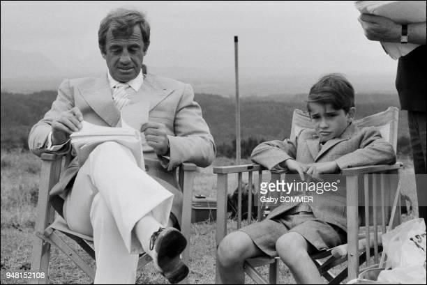 Jean-Paul Belmondo and Rachid Ferrache .