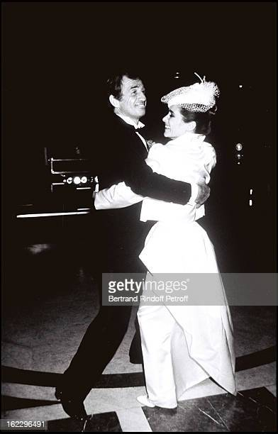 JeanPaul Belmondo dancing with his daughter Patricia
