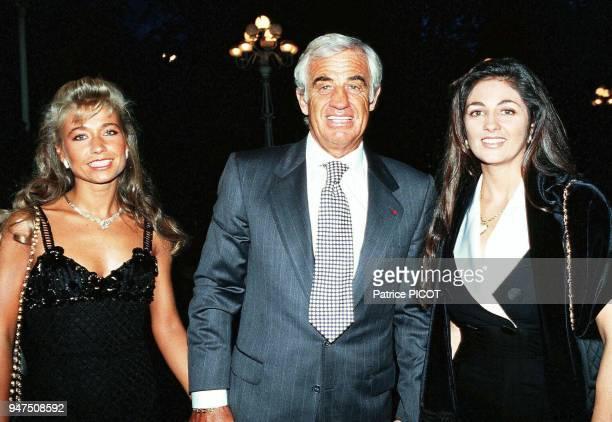 JeanPaul Belmondo Florence Nathy 1993