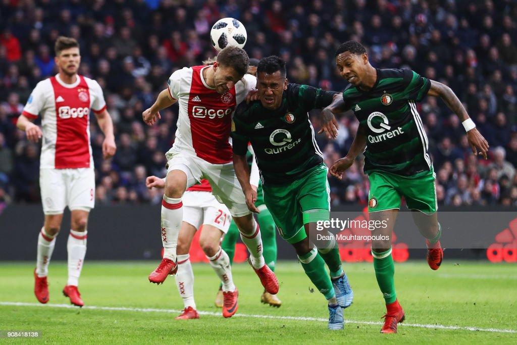Ajax v Feyenoord - Eredivisie