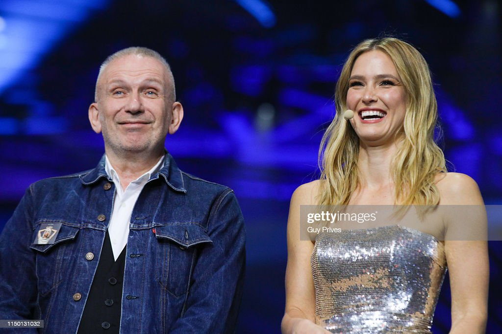 Eurovision Song Contest 2019 - Green Room : News Photo