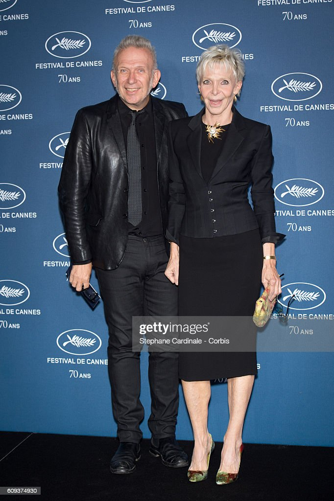 Cannes Film Festival : 70th Anniversary Party At Palais des Beaux Arts In Paris