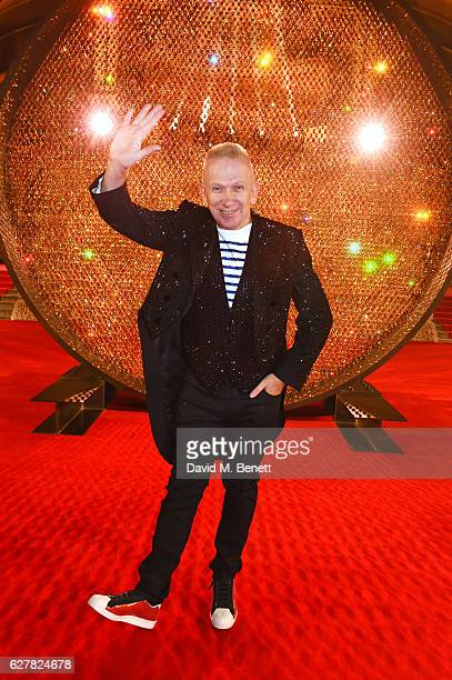 JeanPaul Gaultier attends The Fashion Awards 2016 at Royal Albert Hall on December 5 2016 in London United Kingdom