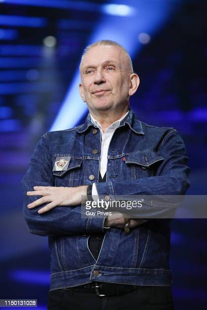 JeanPaul Gaultier during the 64th annual Eurovision Song Contest held at Tel Aviv Fairgrounds on May 18 2019 in Tel Aviv Israel