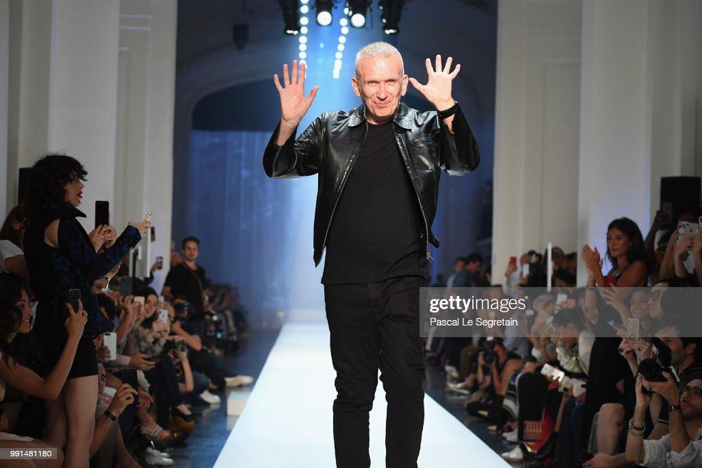 FRA: Jean-Paul Gaultier : Runway - Paris Fashion Week - Haute Couture Fall Winter 2018/2019