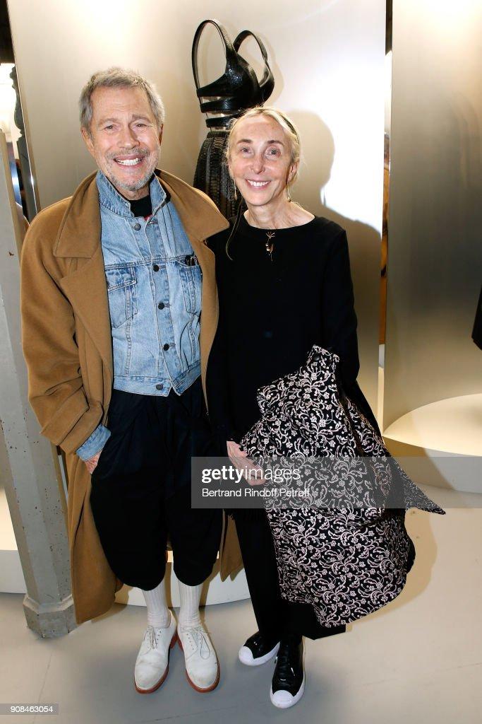 """Azzedine Alaia : Je Suis Couturier"" Exhibition - Paris Fashion Week - Menswear F/W 2018-2019"