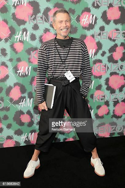 34d1e922 JeanPaul Goude attends KENZO x HM Launch Event Directed By JeanPaul Goude'  at Pier 36