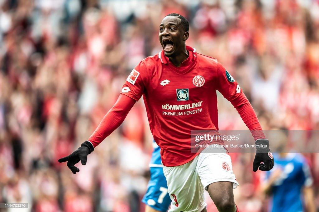 DEU: 1. FSV Mainz 05 v TSG 1899 Hoffenheim - Bundesliga For DFL