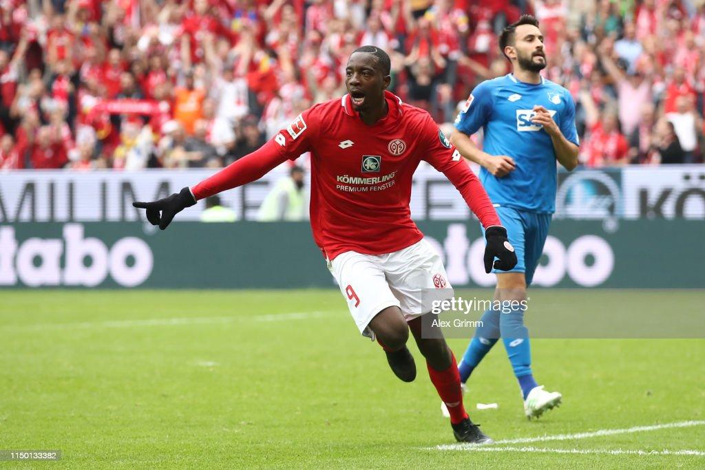 1. FSV Mainz 05 v TSG 1899 Hoffenheim - Bundesliga : ニュース写真