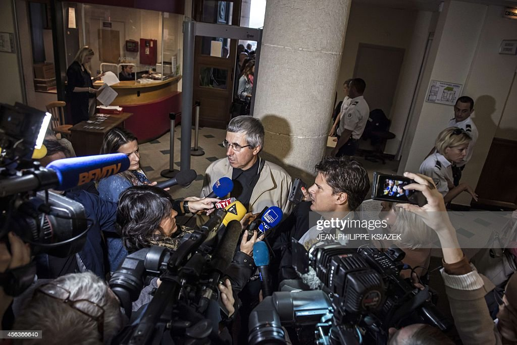 FRANCE-CRIME-TRIAL : News Photo