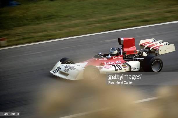 JeanPierre Beltoise BRM P160E Grand Prix of Austria Red Bull Ring 19 August 1973