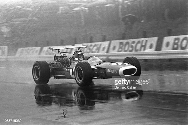 Jean-Pierre Beltoise, Matra MS11, Grand Prix of Germany, Nurburgring, 04 August 1968.