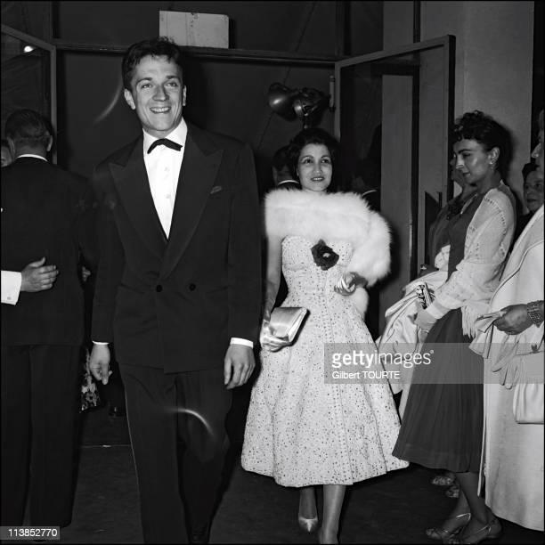 JeanPierre Cassel at Cannes Film Festival in 1959