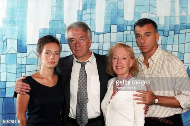JeanPierre Cassel Catherine Rich Bernard Alane and julieAnne Roth