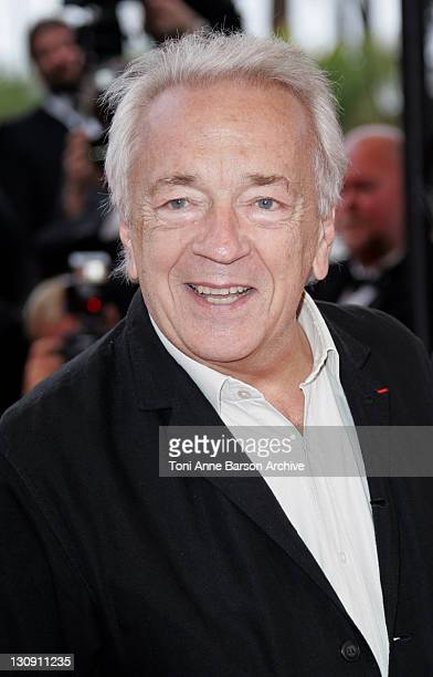 JeanPierre Cassel during 2006 Cannes Film Festival 'The Wind That Shakes The Barley' Premiere at Palais Du Festival in Cannes France