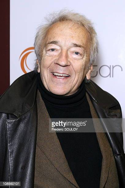 JeanPierre Cassel in Paris France on November 22 2006