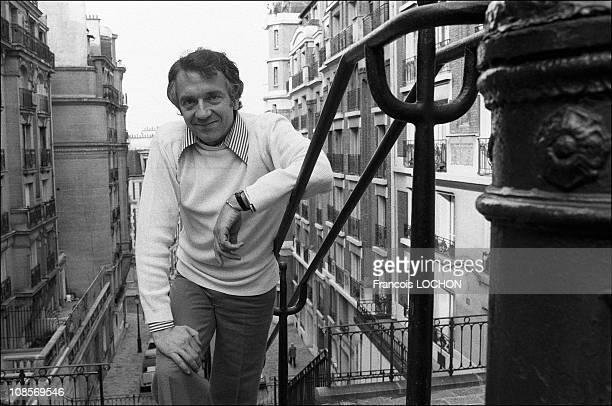 JeanPierre Cassel in Paris France on September 30th 1976