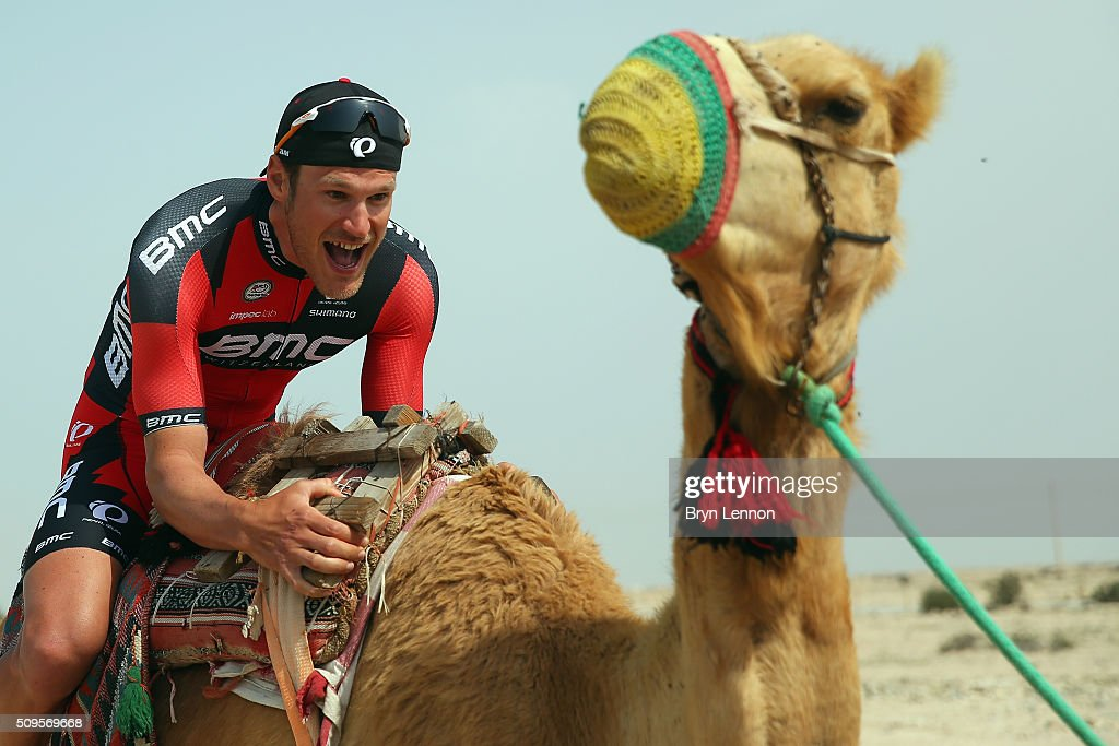 Tour of Qatar - Stage Four : News Photo