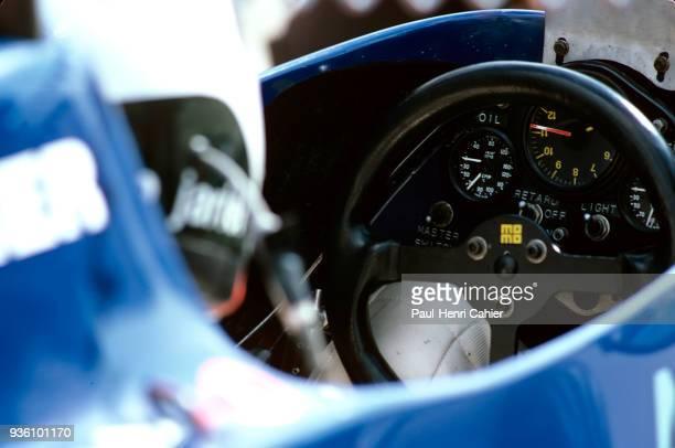 Jean-Pierre Jarier, Tyrrell-Ford 010, Grand Prix of Canada, Circuit Gilles Villeneuve, 28 September 1980.