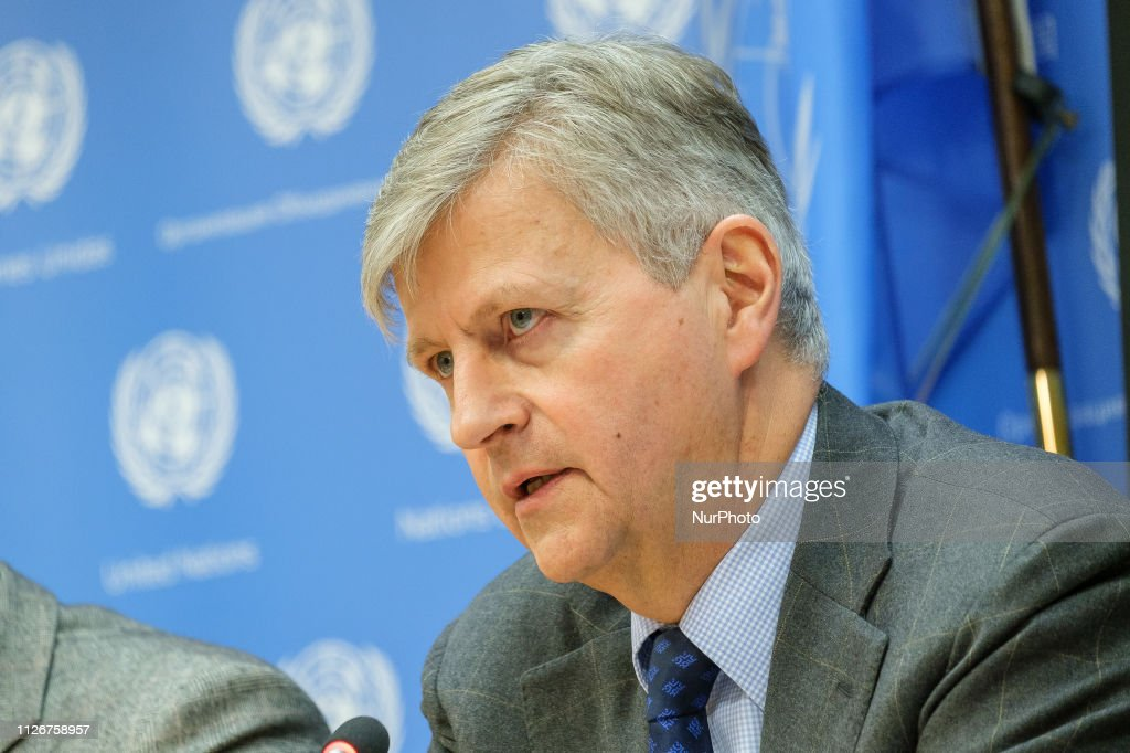 NY: UN Press Briefing On Situation In Central African Republic