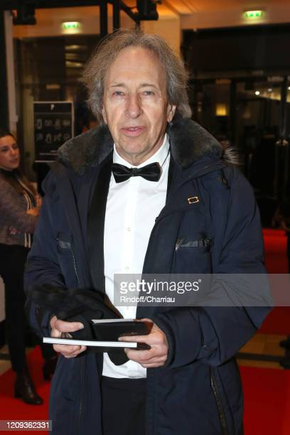 JeanPierre Weill attends the Cesar Film Awards 2020 Ceremony at Salle Pleyel In Paris on February 28 2020 in Paris France