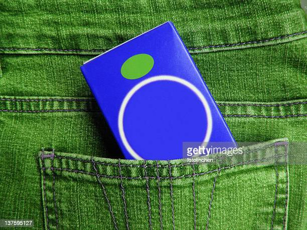 jeans and condoms - condom box stock pictures, royalty-free photos & images