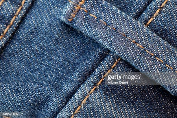 jeans detail - andrew dernie stock pictures, royalty-free photos & images