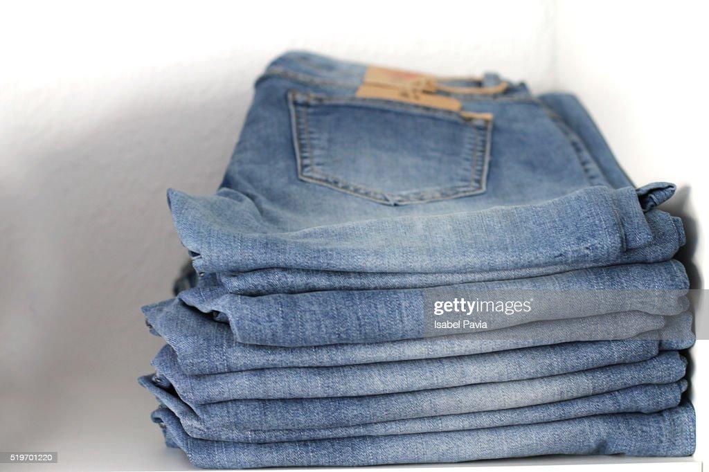 Jeans : ストックフォト